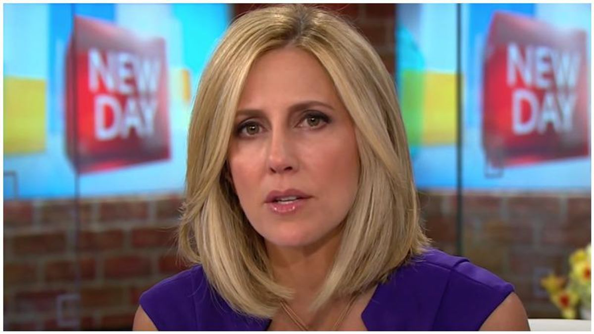 CNN's Alisyn Camerota is done interviewing Trump supporters: 'There's nothing anyone in this delusional group can teach us'