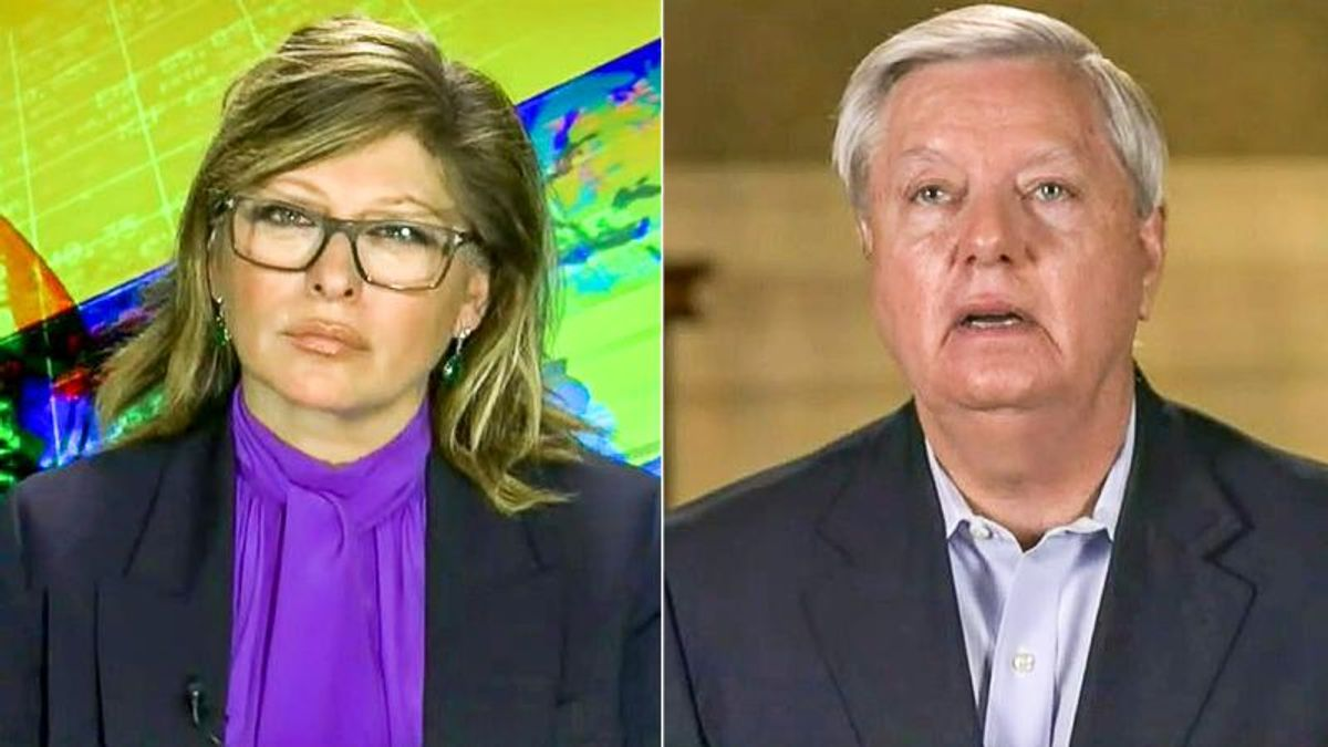 'You're the most important figure': Lindsey Graham begs Trump not to 'destroy' himself with riot pardons