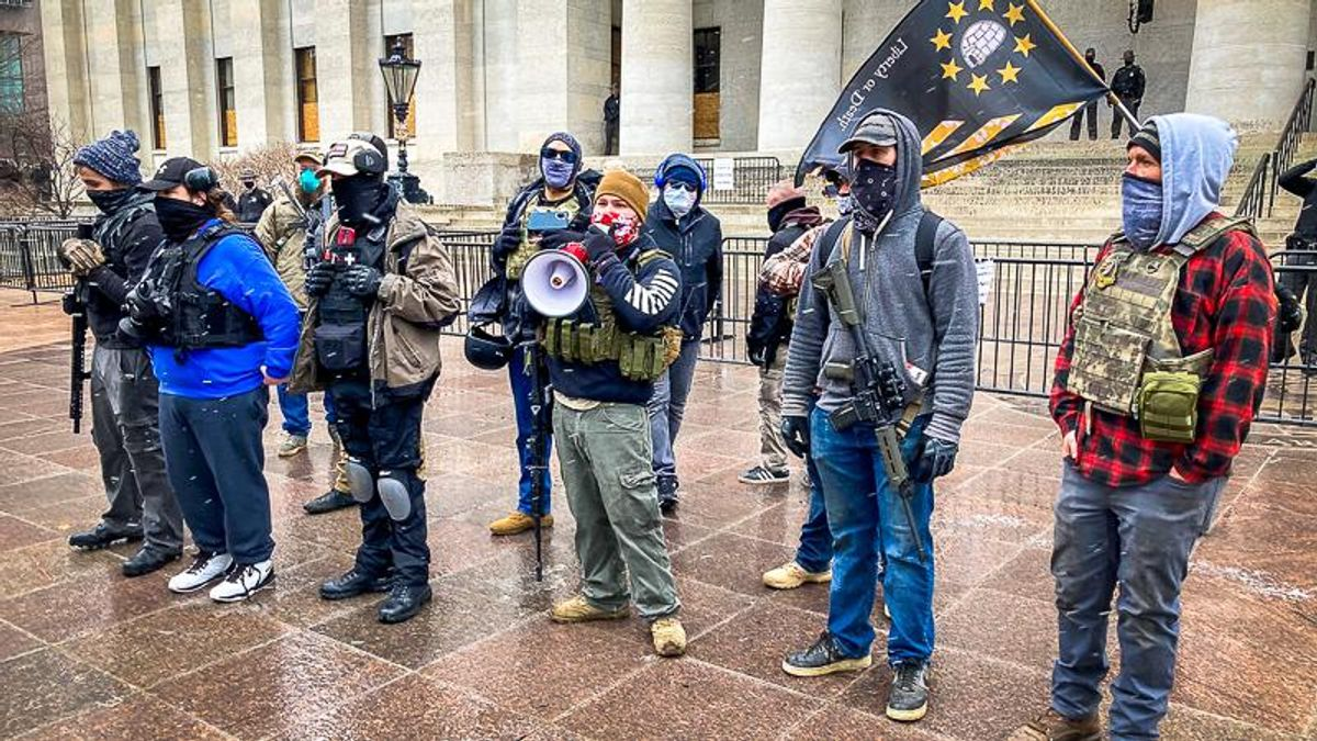 'Sense of entitlement': Rioters faced few consequences invading state capitols -- no wonder they turned to the US Capitol next