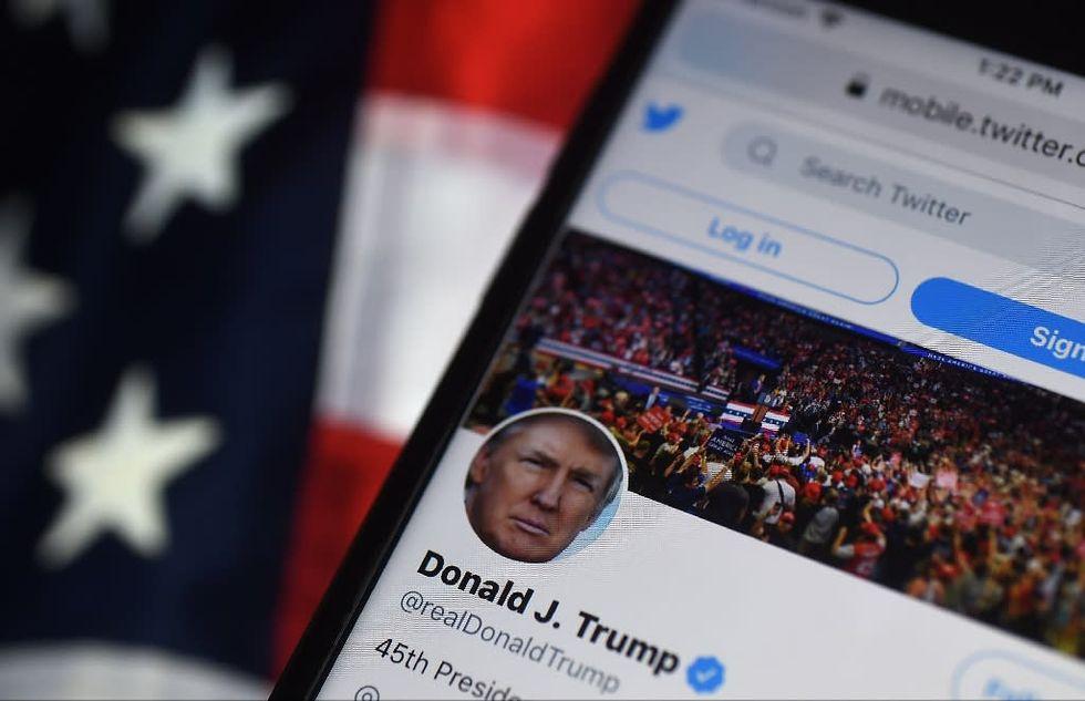 Short on alternatives, fans trash Twitter's Trump ban - on Twitter