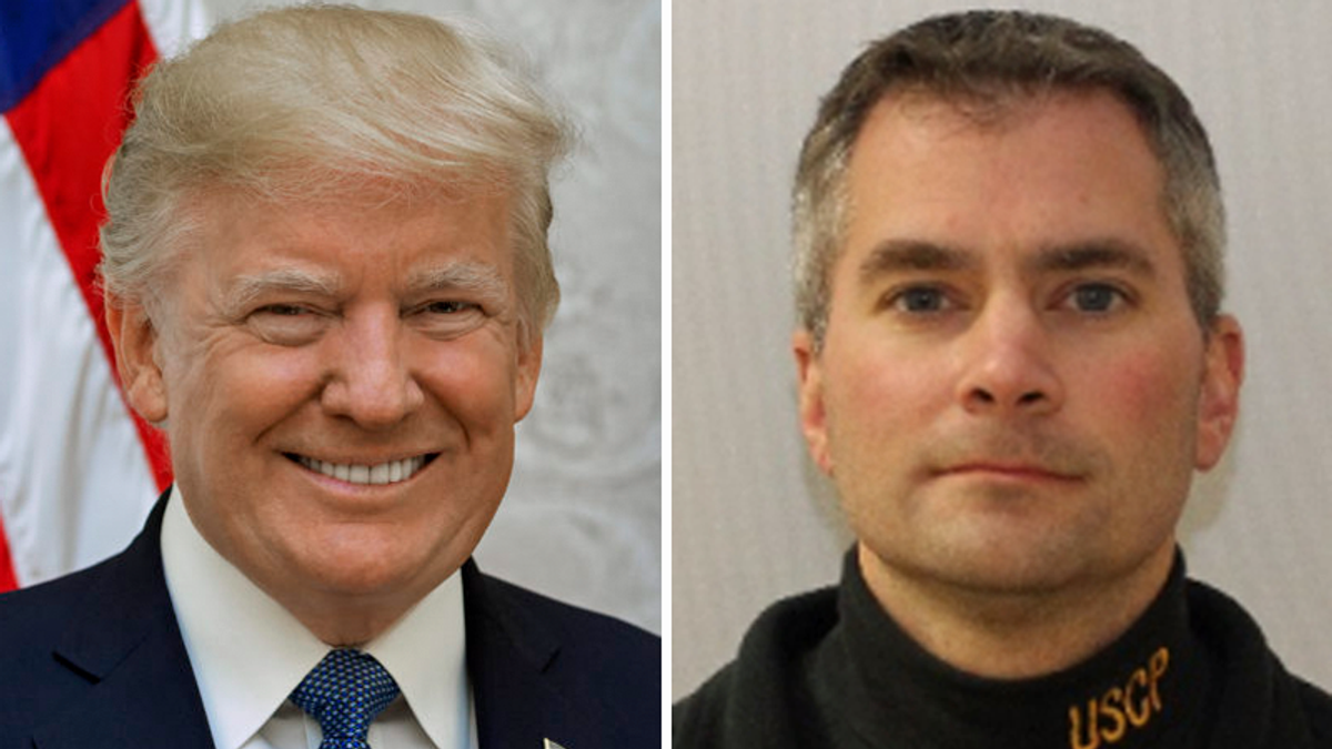 Trump waited days to honor slain DC cop — but praised major donor who died within hours