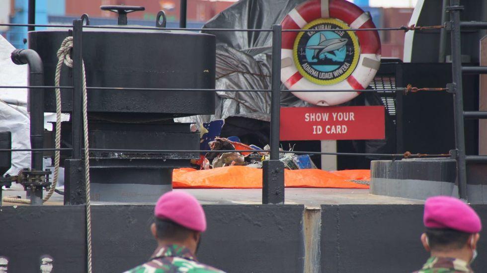 Flight recorders located after Indonesian passenger plane crash