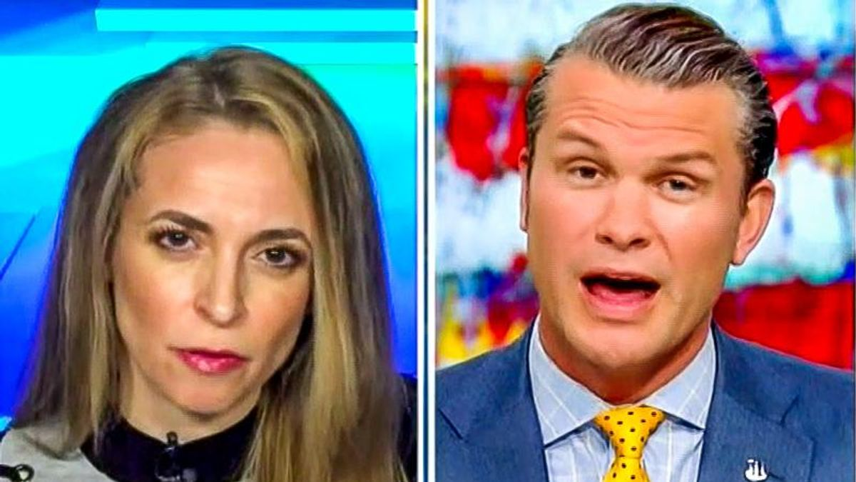 Fox News hosts clash over 'impeachable offenses' by Trump: 'I don't see how you see it another way'