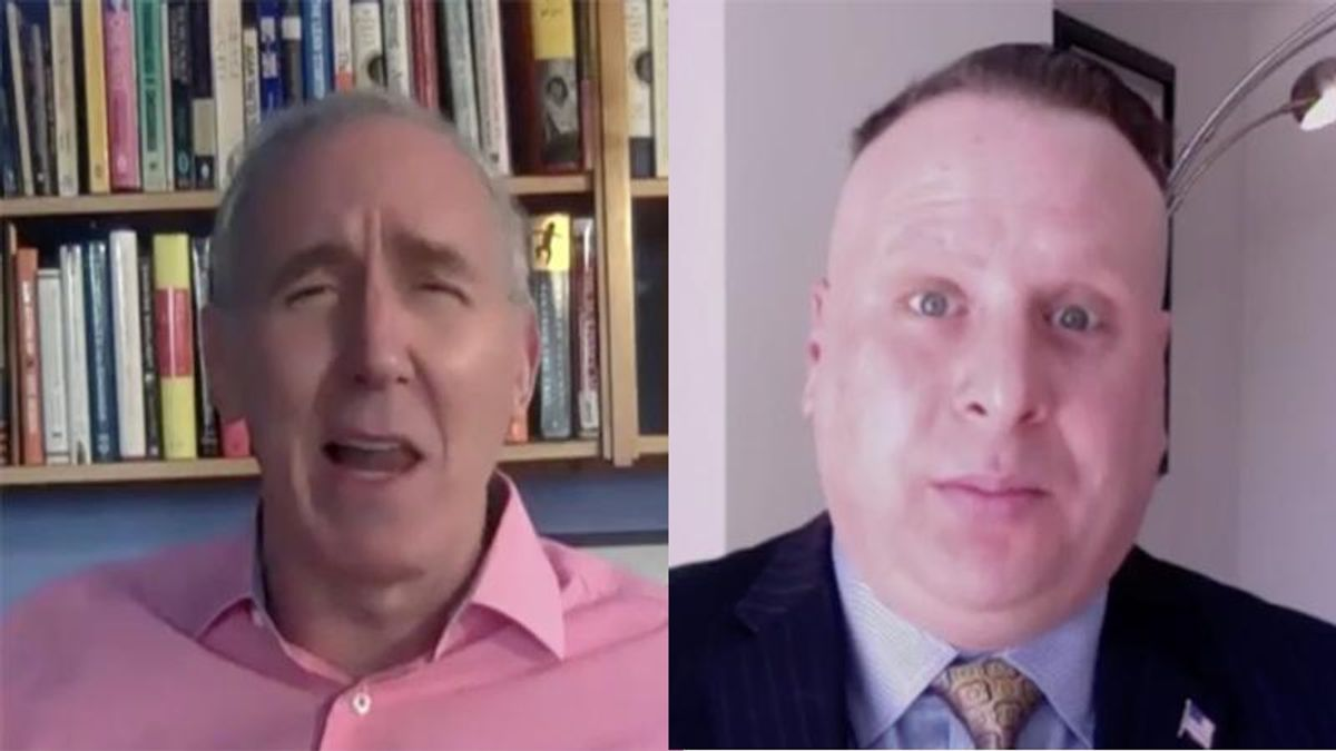 Trump ghostwriter rips ex-Trump adviser for not admitting he made a mistake helping president win in 2016