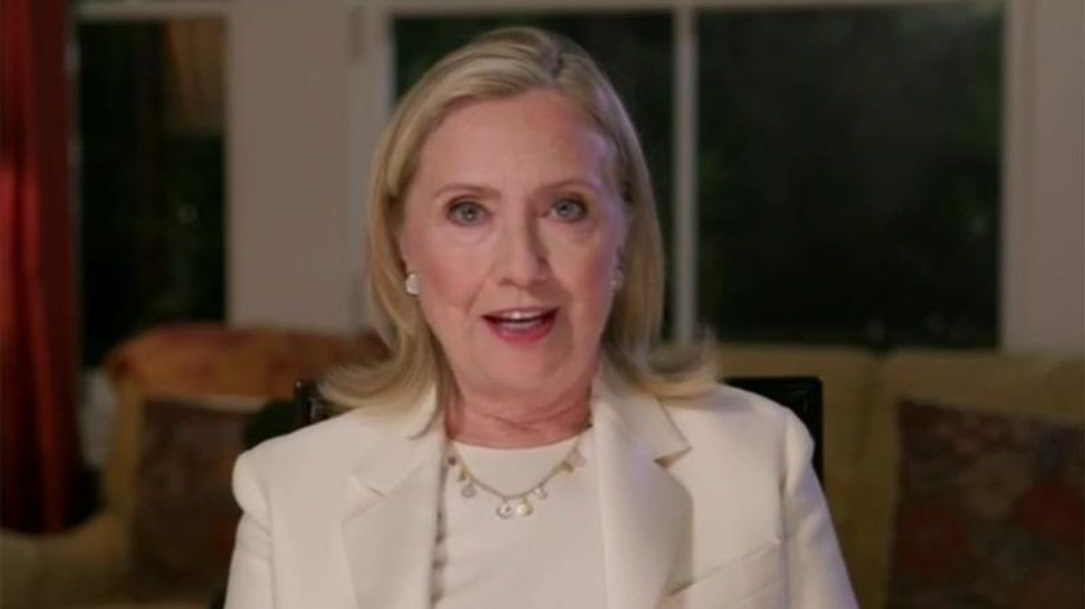Hillary Clinton calls for Trump's impeachment and the ouster of Ted Cruz and Josh Hawley