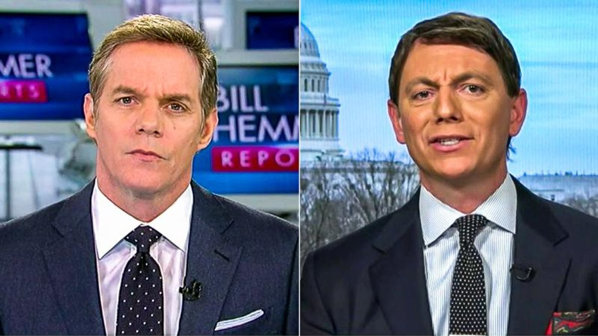 'The most masculine person ever': Trump aide objects after Fox News host asks if president is 'emasculated'