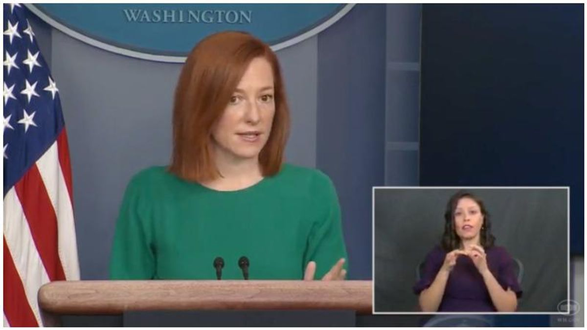 New White House sign language interpreter linked to the far right – and appeared in video attacking Biden