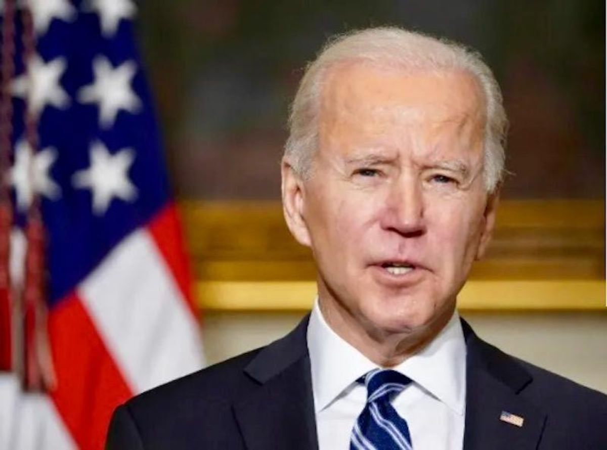 Americans have a duty to 'defeat the lies': Biden speaks out on impeachment acquittal
