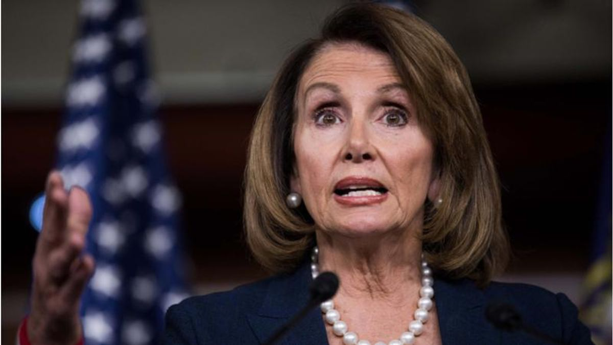 Pelosi slams Republicans for inaction on 'extremist' Rep. Marjorie Taylor Greene