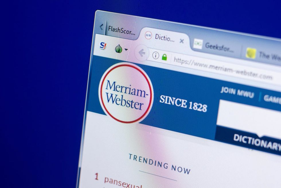 Merriam-Webster adds more than 520 new words to dictionary