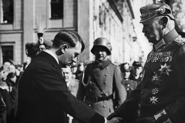 The Capitol assault and the fate of the GOP's Faustian bargain with Trump: Lessons from Nazi Germany