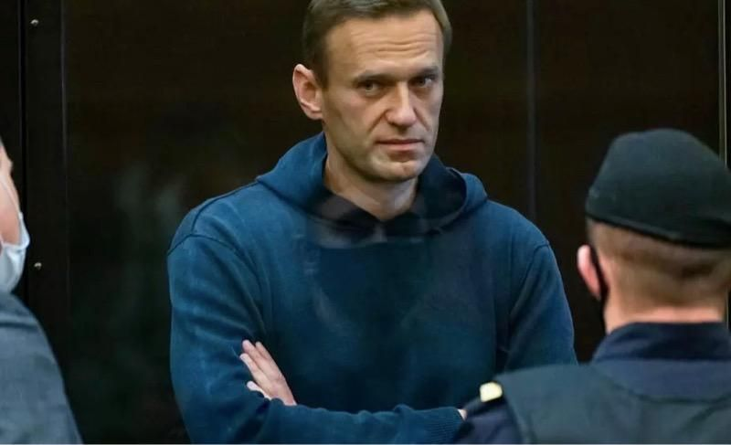Kremlin critic Navalny says locked up in 'concentration camp'