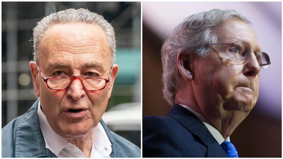 Schumer and McConnell finally agree to Senate power-sharing pact as Dems take control of committees: report