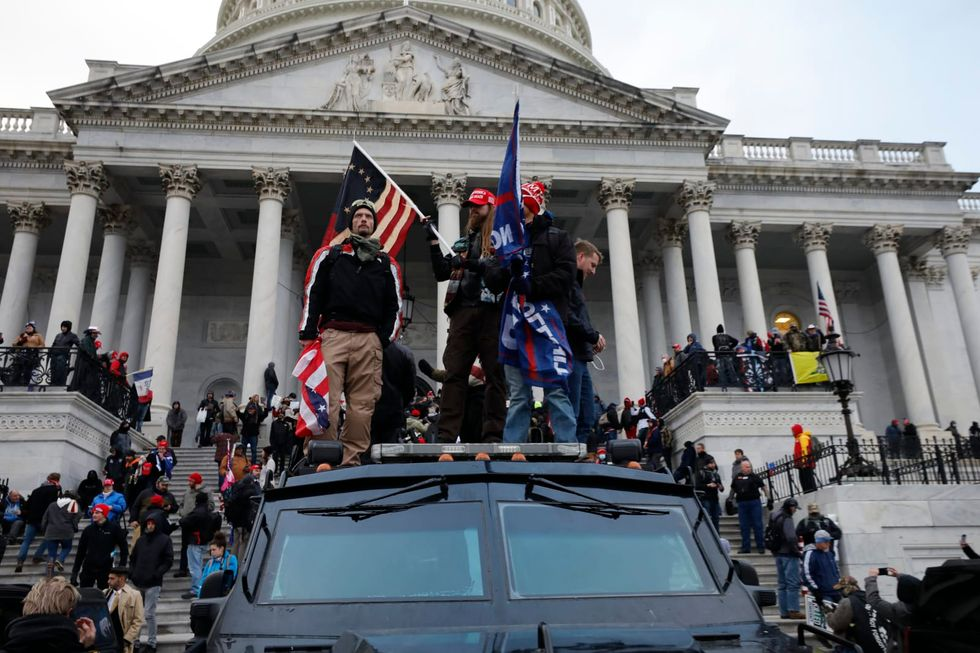 Lead organizer of rally before Capitol riot is using Fort Worth address to raise money