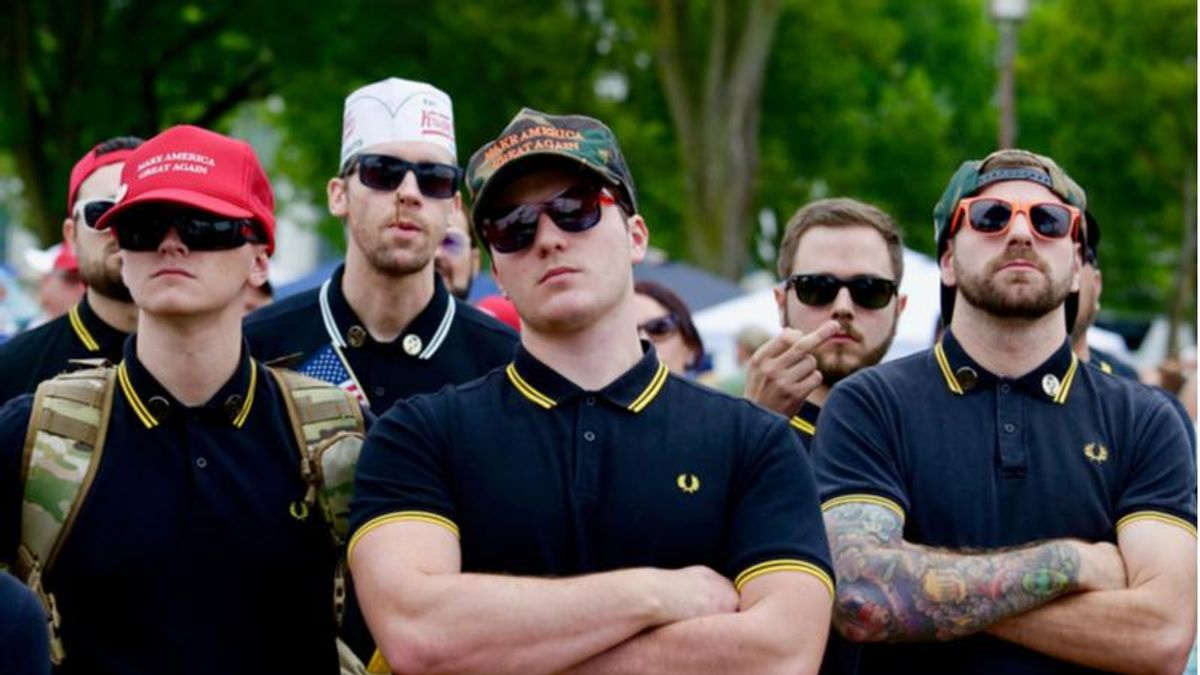 Man arrested for threatening former US attorney who prosecuted Proud Boys leader