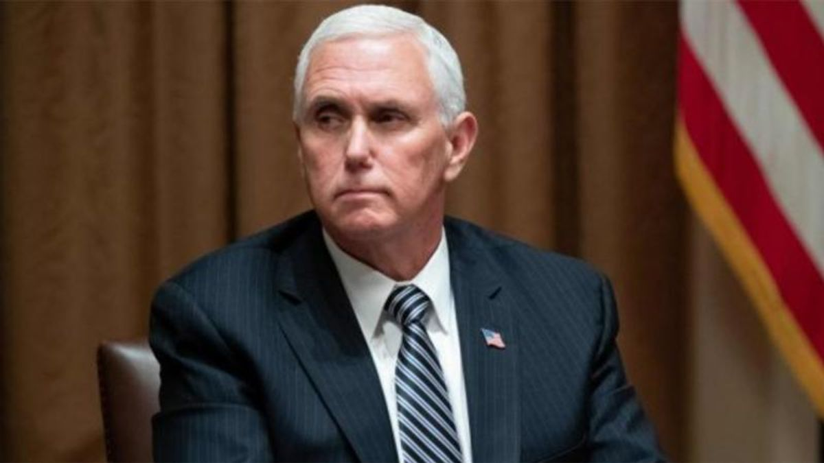 Mike Pence breaks his silence on the Jan. 6 insurrection