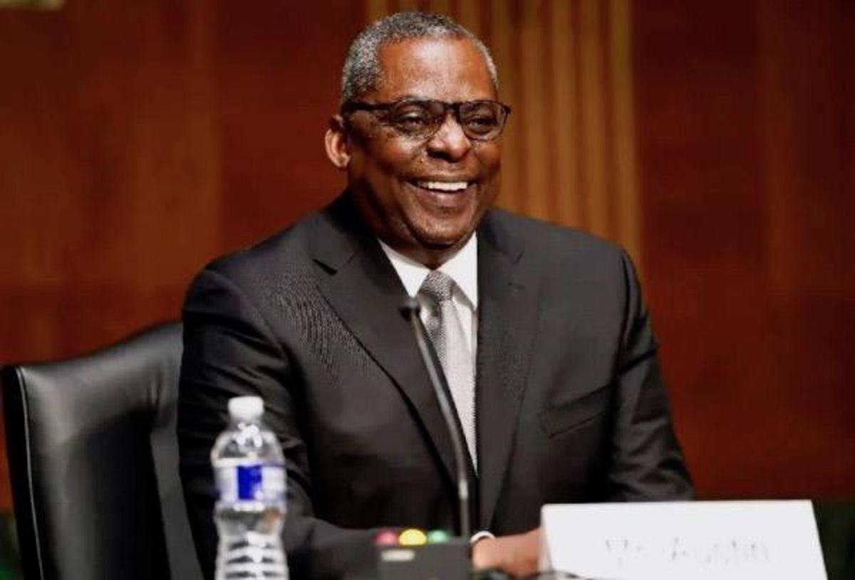 US Senate confirms Austin as first Black chief of Pentagon