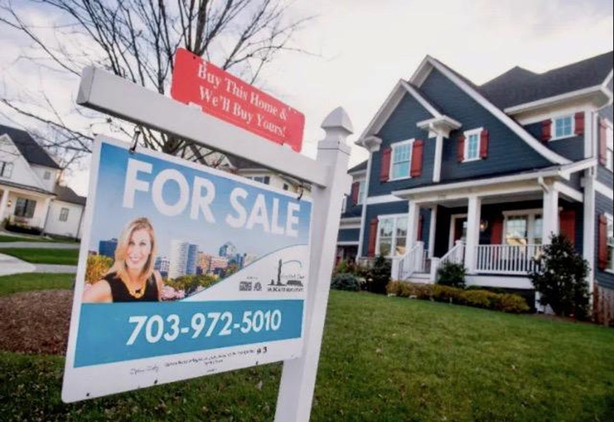 US existing home sales hit 14-year record despite pandemic