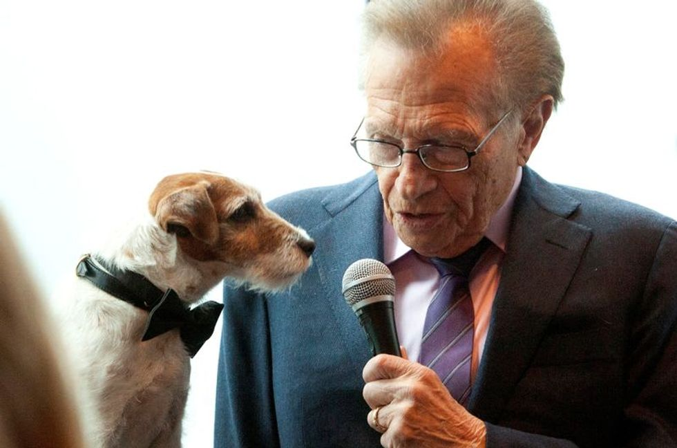 U.S. television host Larry King dies at age 87: CNN