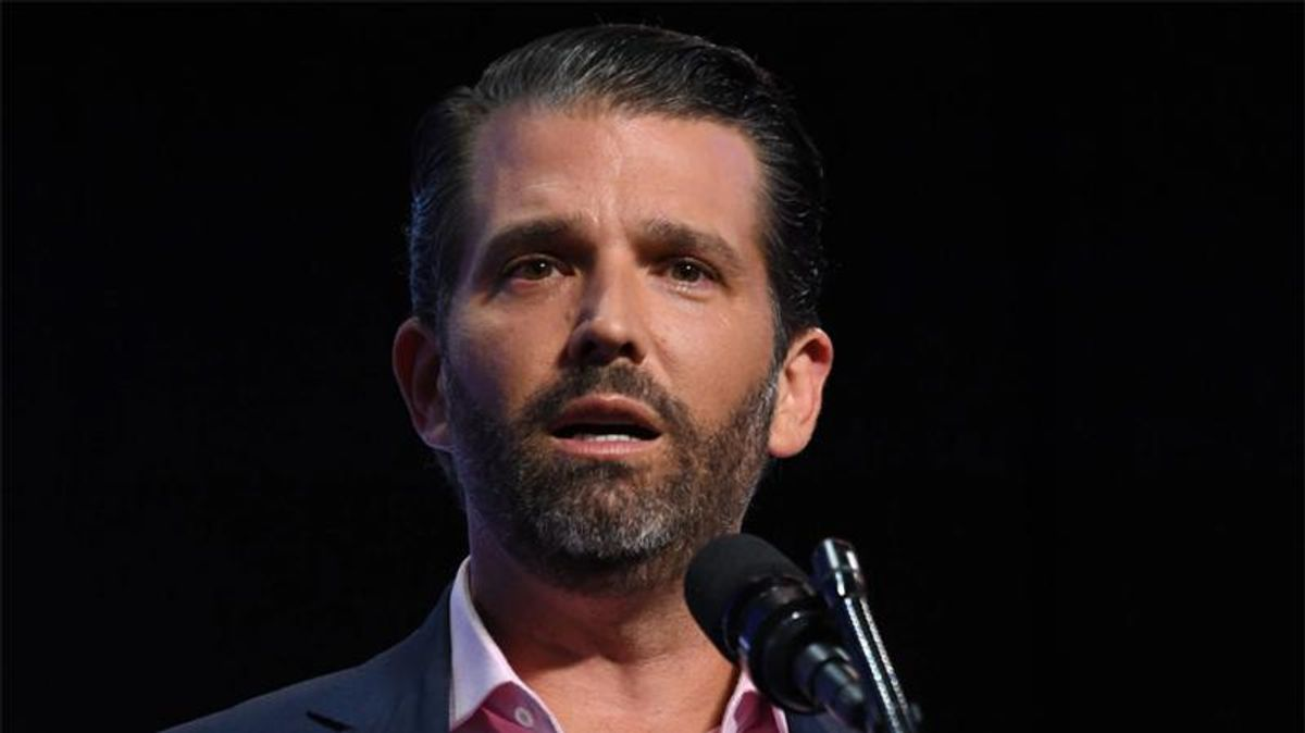 Don Jr. picks up where his dad left off: Trump's son continues tradition of Twitter lies