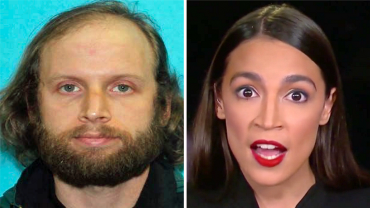 Capitol rioter charged with threat to assassinate AOC does not seem too smart