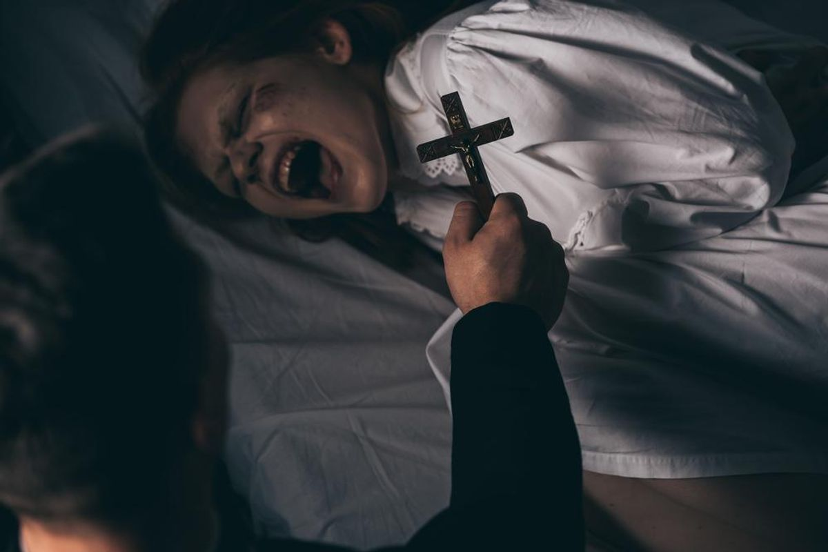 Trump-loving priest ousted after performing exorcisms aimed at overturning election results