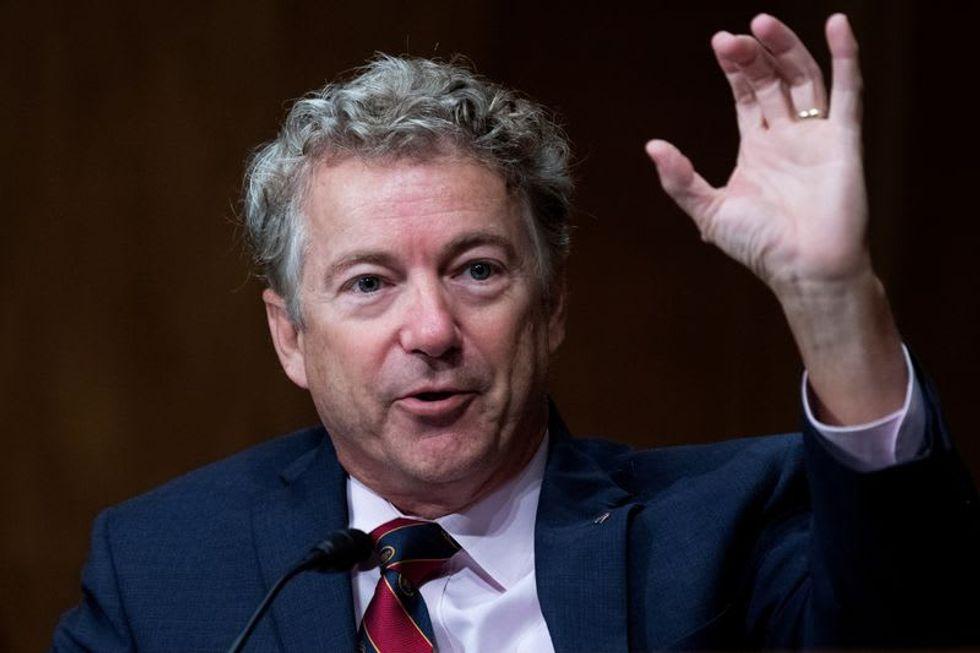 Trump impeachment trial faces challenge from Republican Senator Rand Paul
