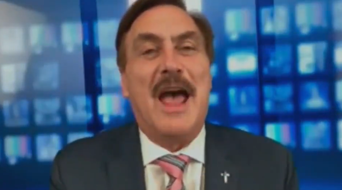 'Too crazy even for Newsmax': Internet mocks MyPillow's Mike Lindell after host leaves disaster interview