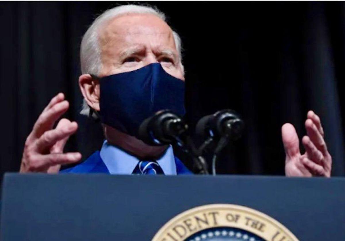 Biden urges Senate to quickly pass coronavirus relief bill