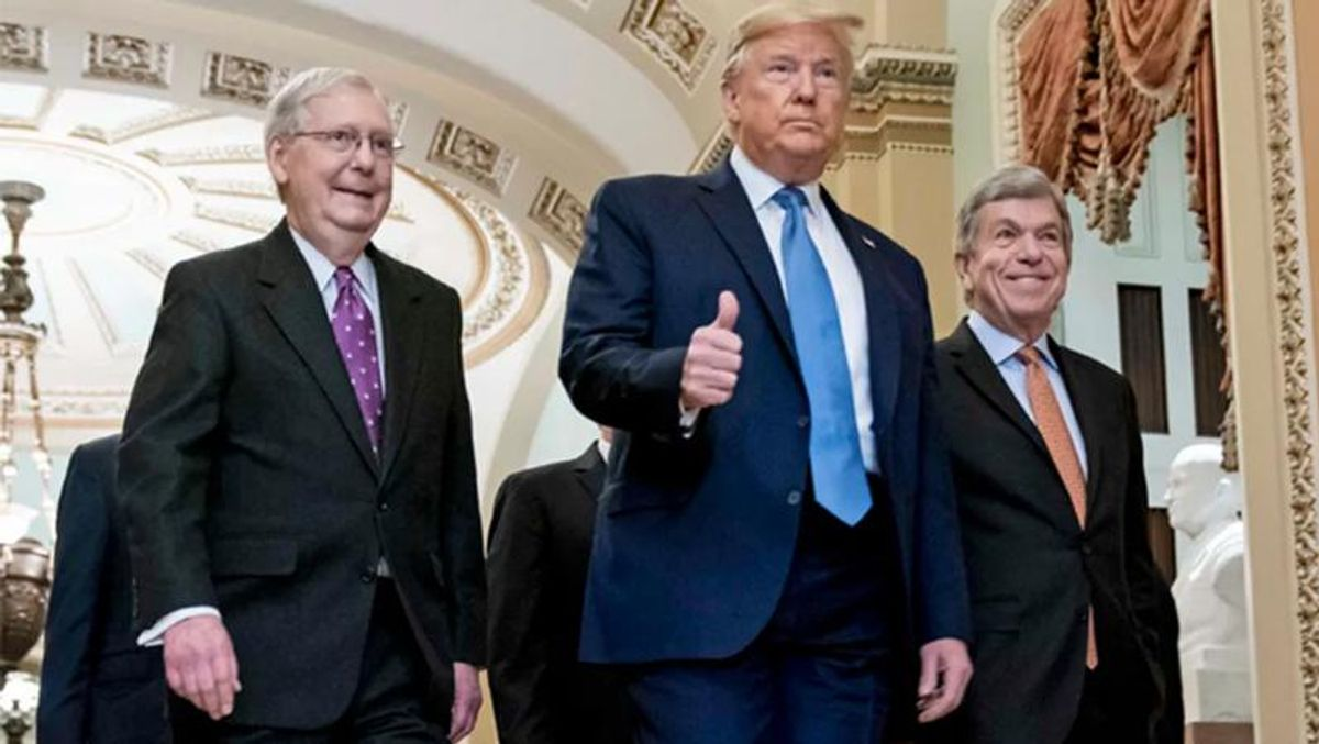 Republicans will be complicit if they don't hand Trump 'the stiffest possible price' for the Capitol riot: Peggy Noonan