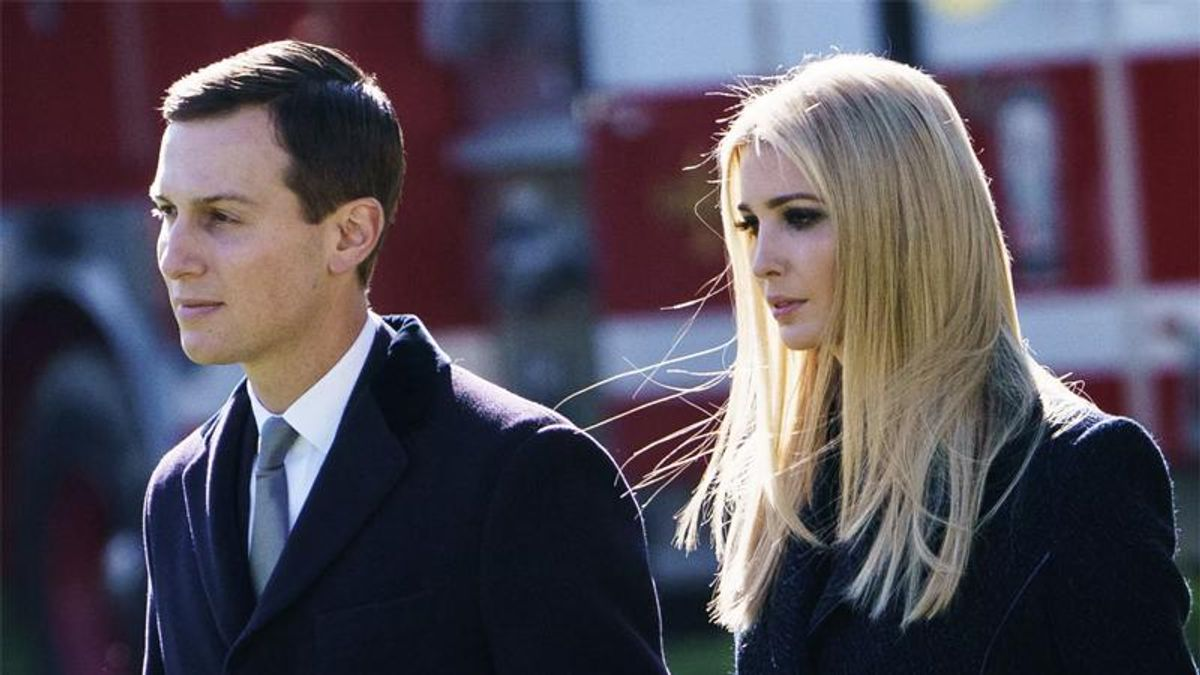 Ivanka and Jared were forced to broker a 'stilted' meeting between Trump and Pence after the Capitol riot: report