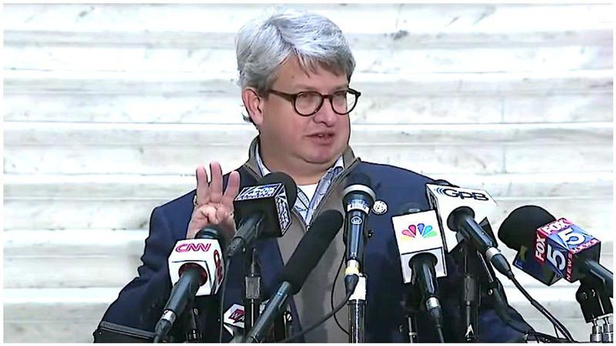 Georgia election official levels Trump's impeachment lawyer