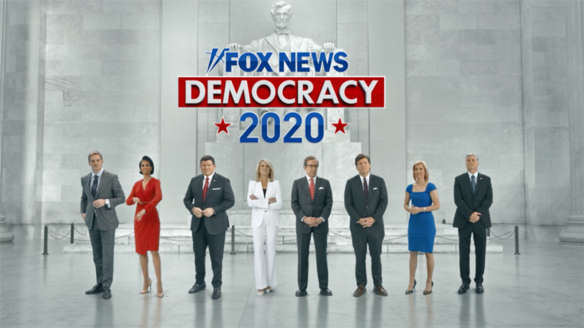 Fox News blasted for 'dangerous' impeachment trial coverage