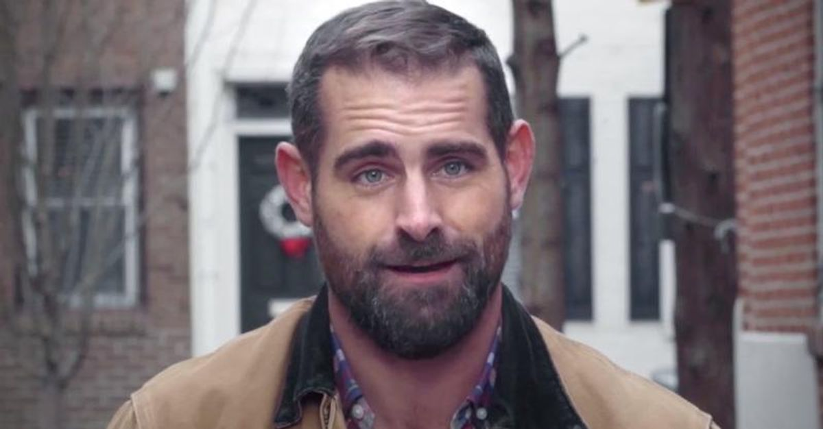 WATCH: Brian Sims announces run for Lt. Governor of Pennsylvania – 'we need adults in the room'
