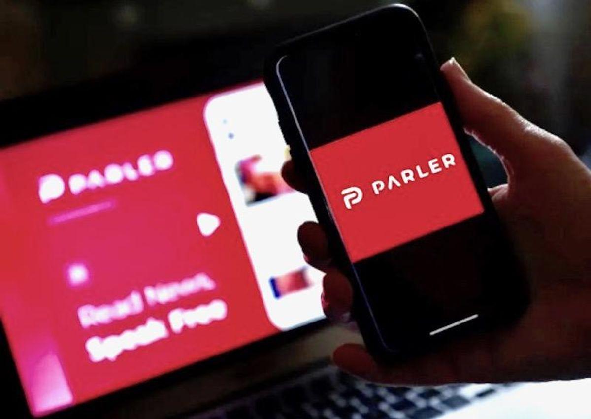 Parler will be back in Apple App Store -- with tweaks