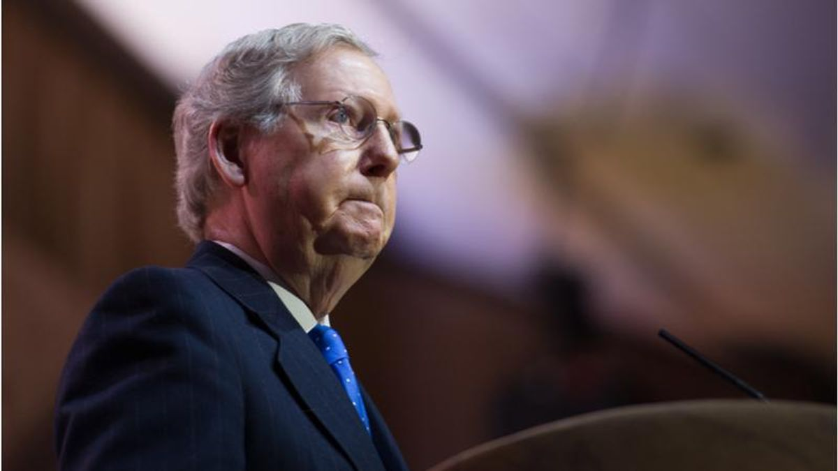 McConnell may intervene in GOP primaries — and it could anger Trump supporters: report