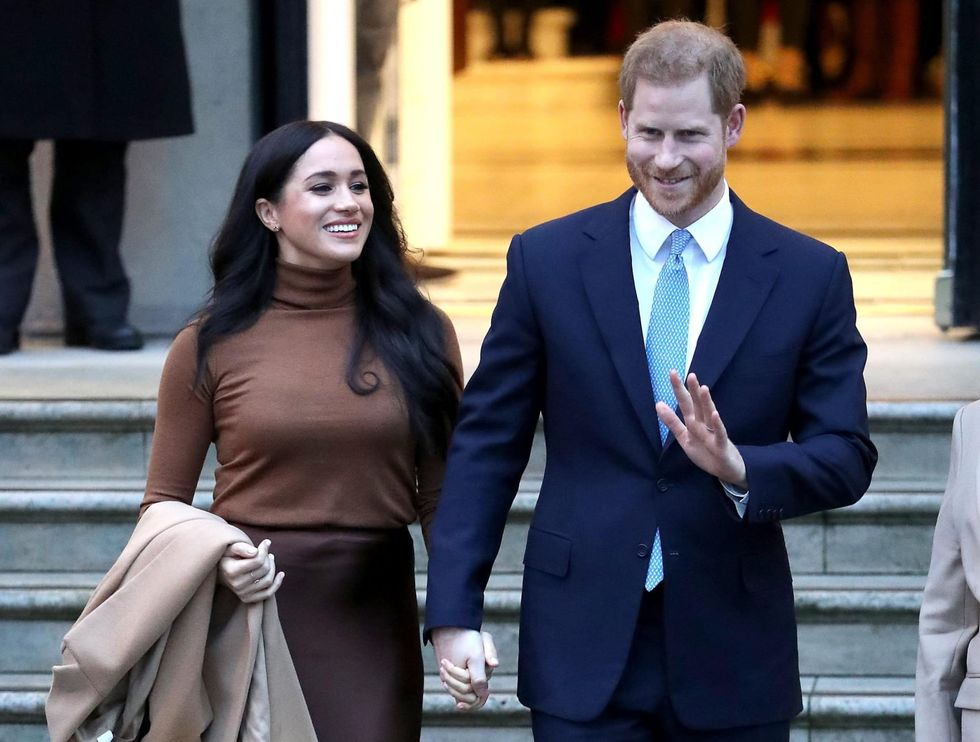 Meghan Markle's meeting with Gov. Newsom sparks talk about her political potential