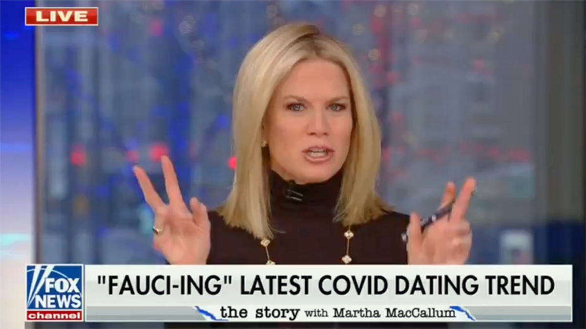 'Fauci-ing' is a new dating trend: Fox News
