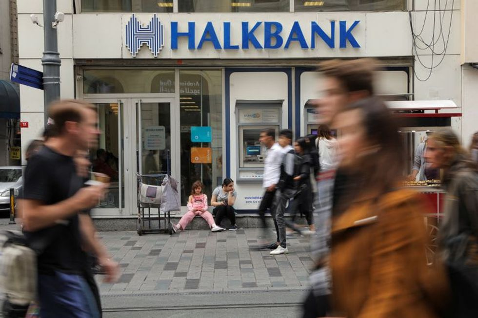 US court dismisses case against Turkey's Halkbank by victims of Iran-linked attacks