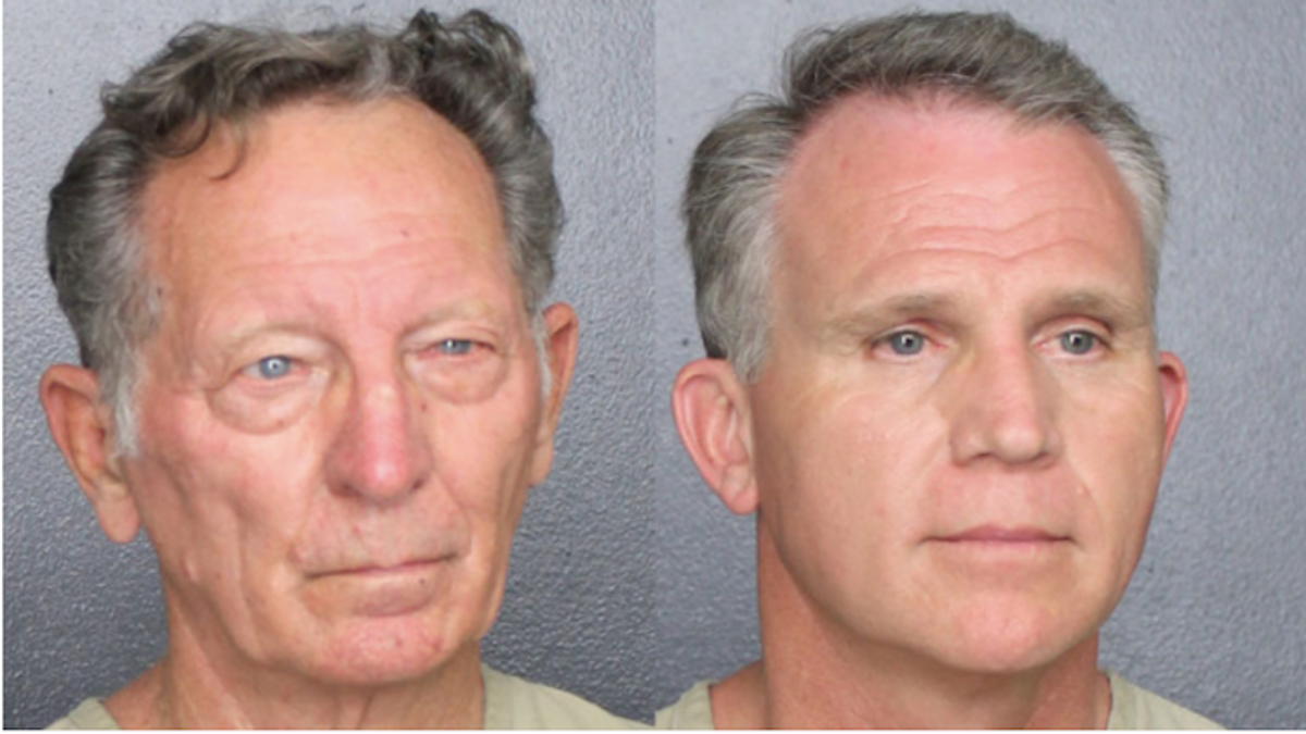 Florida men arrested by actual federal marshals after pretending to be marshals to get out of wearing masks