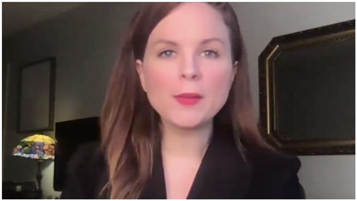 Brutal parody of Ted Cruz's spokesperson goes viral after being mistaken for a real statement