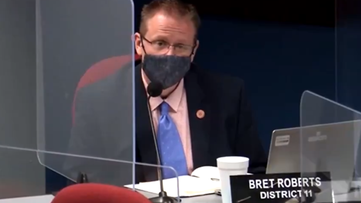 WATCH: Arizona Republican votes against 'racial healing' -- while denying white privilege