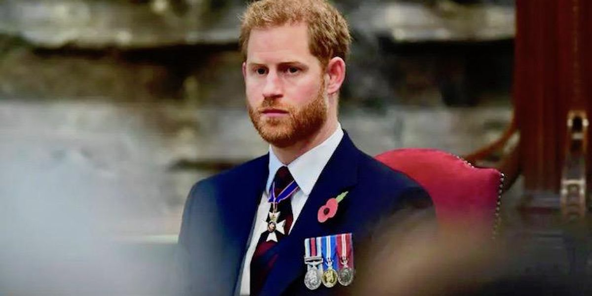 Prince Harry: British press were 'destroying my mental health'