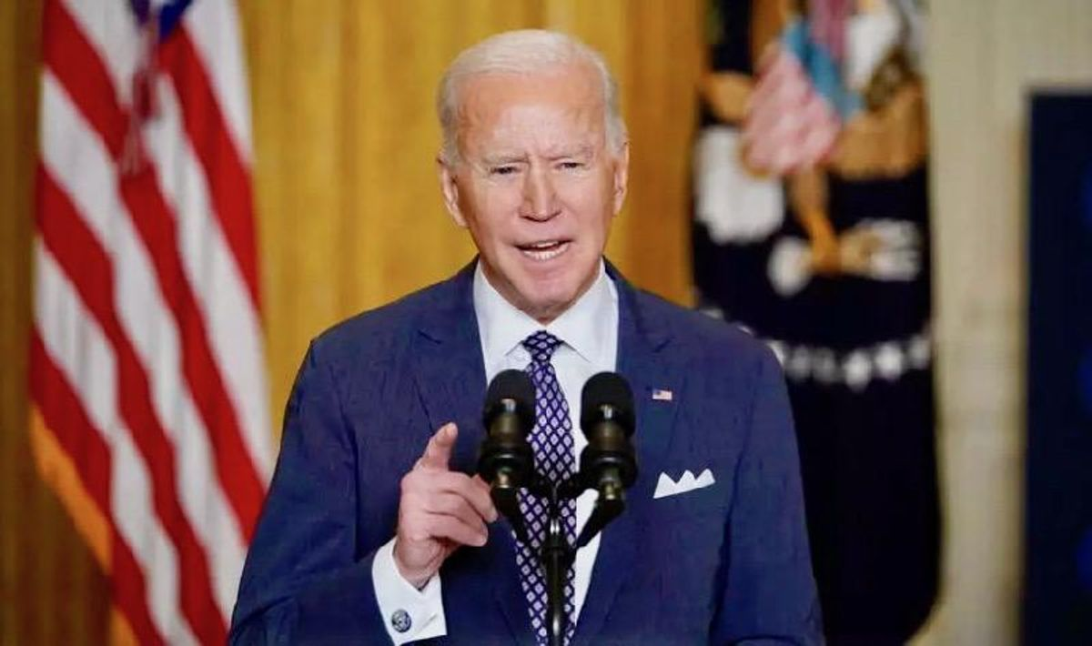 'America is back,' Biden tells security summit, vows 'unshakeable' NATO commitment