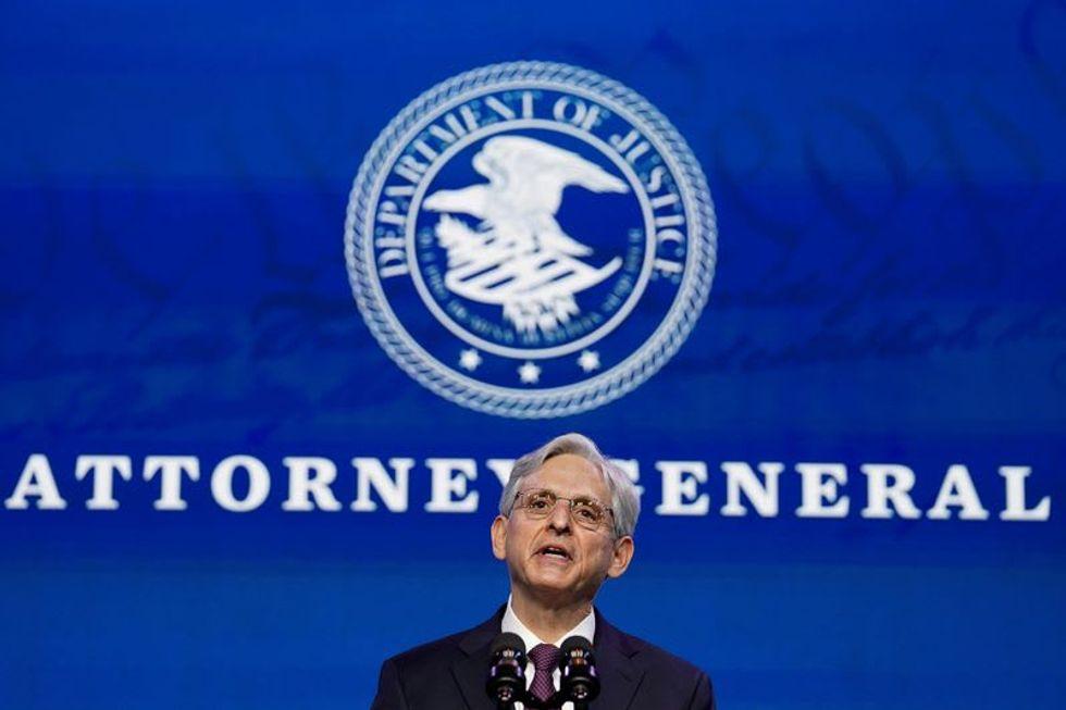 U.S. Senate panel to hear from Biden's attorney general nominee Garland