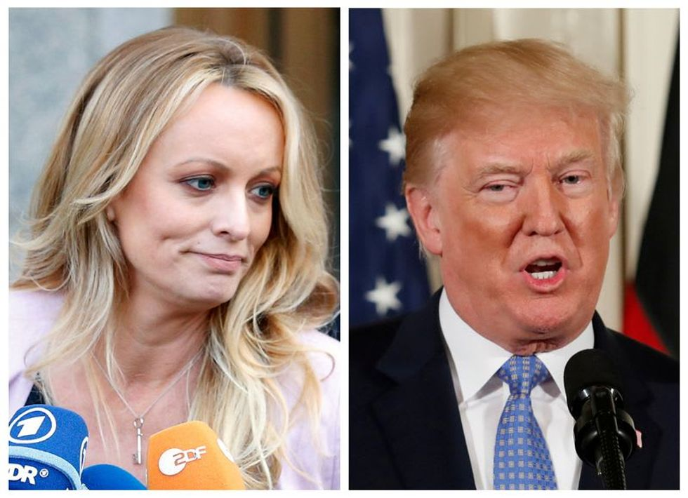Supreme Court rebuffs bid by Stormy Daniels to revive defamation suit against Trump