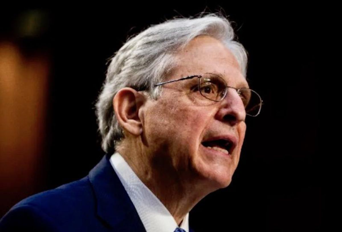 Merrick Garland: Anger that spurred the Oklahoma City bombing is still at large in America