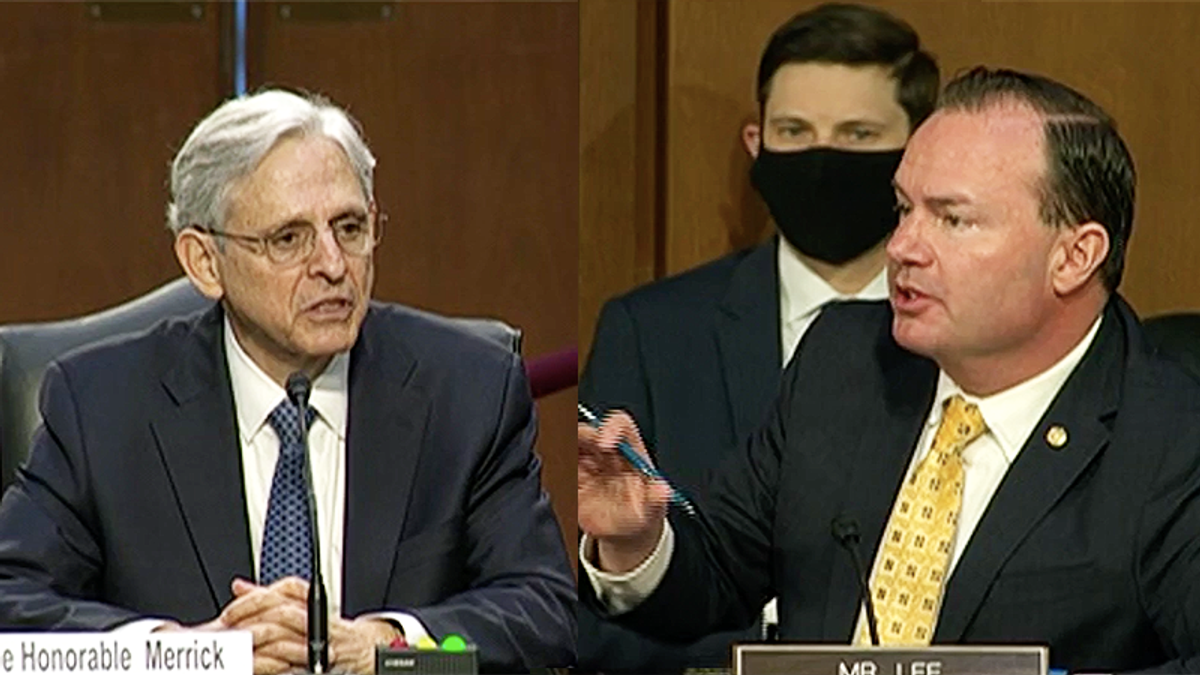 WATCH: Merrick Garland shuts down Republican trying to get him to say another Biden nominee is anti-Semitic