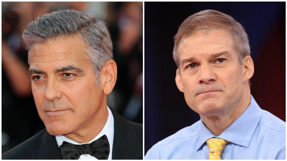 George Clooney to produce docuseries about abuse scandal that Jim Jordan was accused of covering up