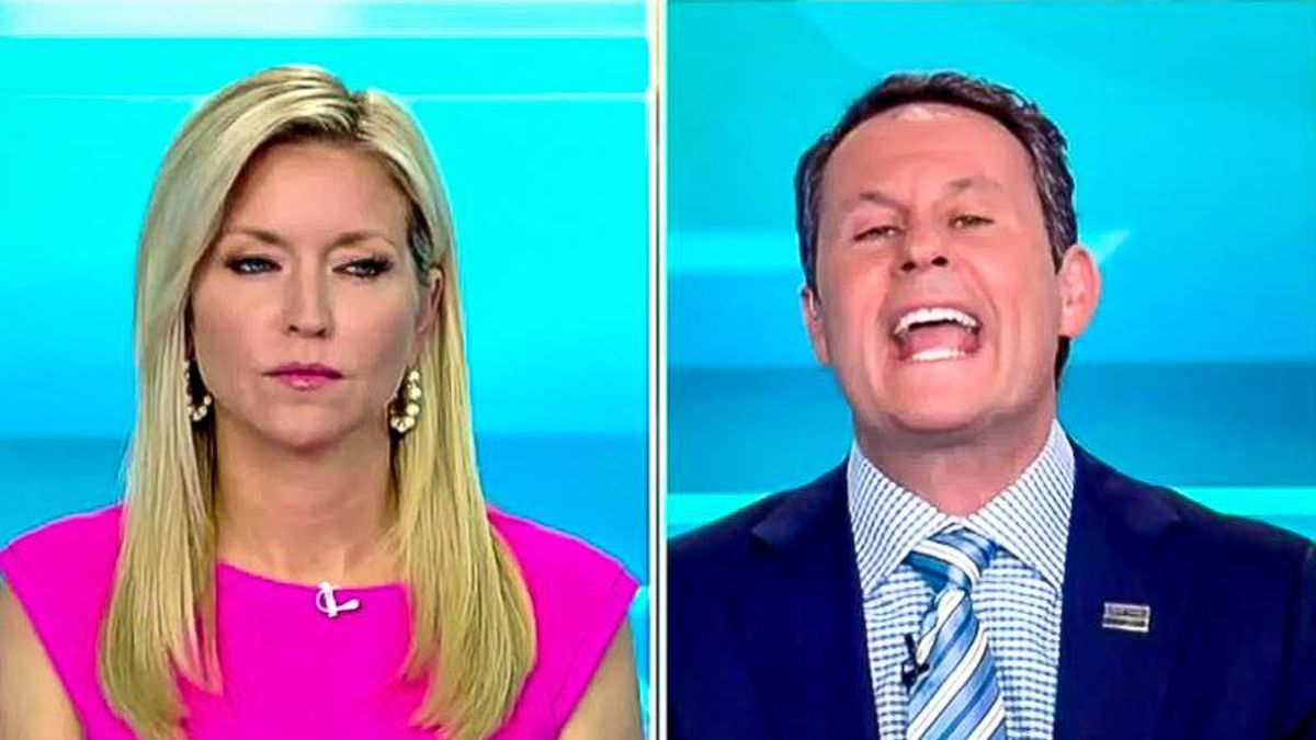 Fox News host explodes over COVID rules: 'There's no guarantee I'm not going to get hit by a car right now'
